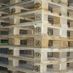 Verkauf Europaletten nach EPAL-Richtlinien genormt und geprüft